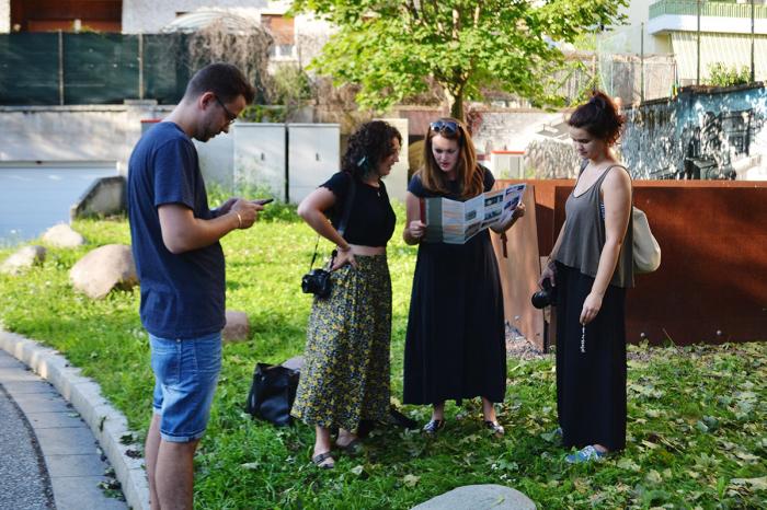 I giovani raccontano il nuovo Memoriale del Lager di Bolzano