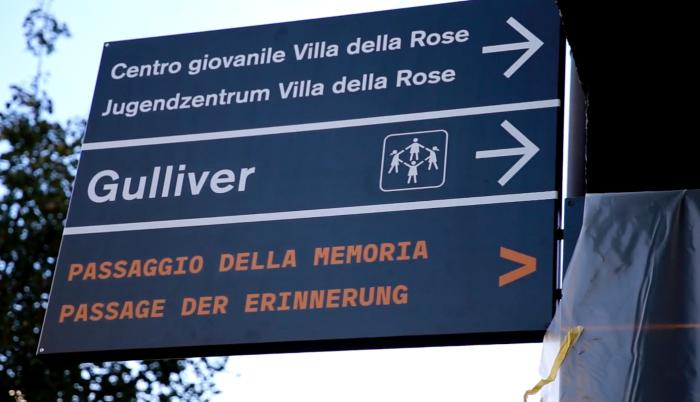 Verso di Nuovo Memoriale - Renzo Caramaschi e Paolo Bellenzier