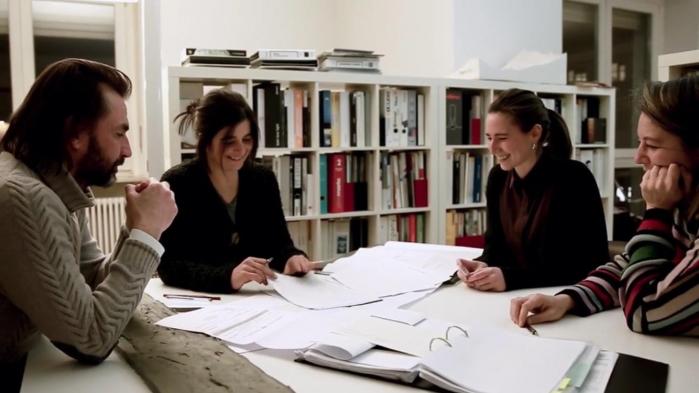 Verso il nuovo Memoriale - Team del Concept & Design